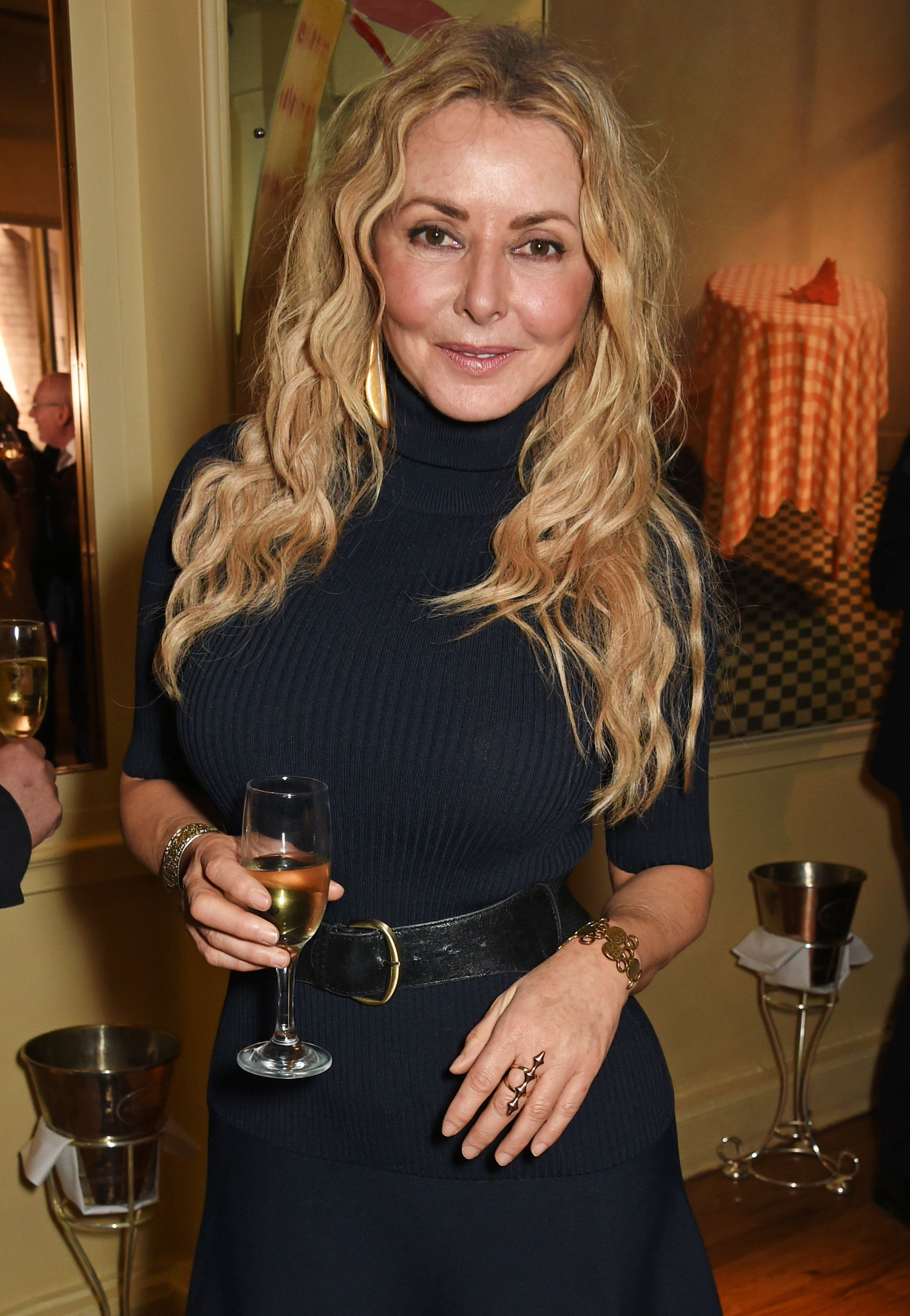 Carol Vorderman Gives Update On Solo Round-The-World Flight Plans After Mum's Terminal Cancer