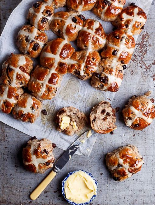 20 Hot Cross Bun Recipes That Will Make You Cry Happy
