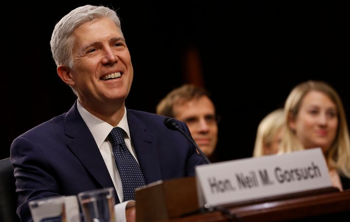 Senate Coonfirms Gorsuch to Supreme Court