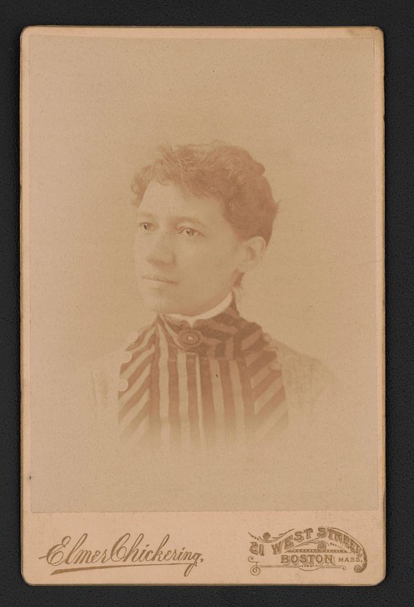 "Maria ""Molly"" Baldwin (1856-1922) was an <a href=""https://blogs.loc.gov/picturethis/2017/03/portraits-of-nin"