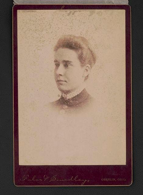 "Anna J. Cooper (1858-1964) was an <a href=""https://www.loc.gov/pictures/item/2016645943/"" target=""_blank"">educator, activist"