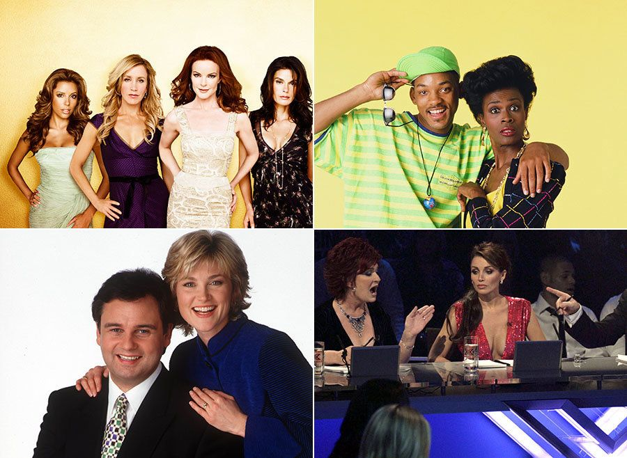 16 Biggest TV Feuds And