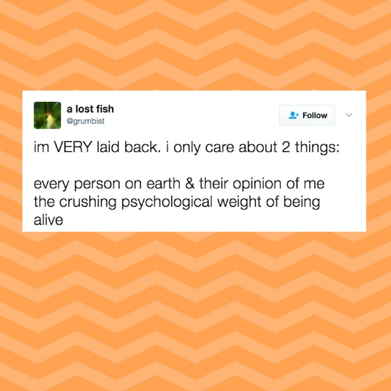 12 Funny Tweets That Sum Up Life As A Sensitive