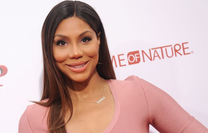 Tamar Braxton opened up about her miscarriage.