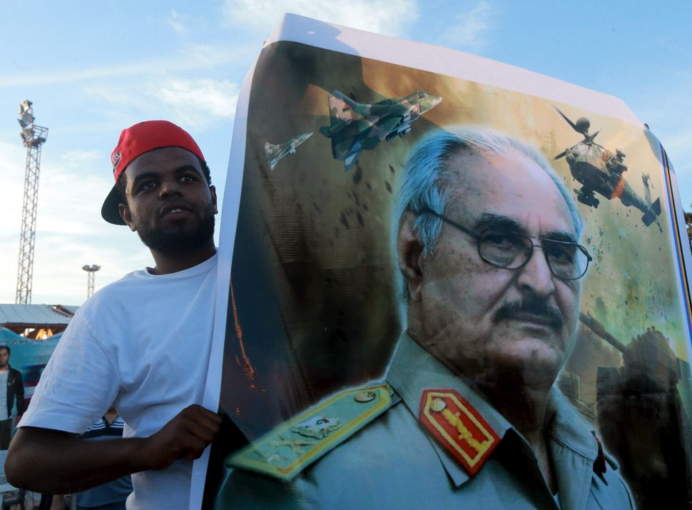 Haftar's triumph in Libya isn't absolute, but he has a good shot at capitalizing on the country's chaos.