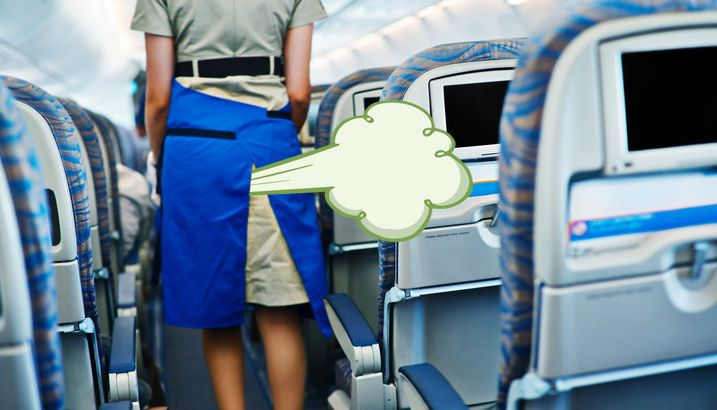 "<a href=""http://www.huffingtonpost.com/2015/12/22/flight-attendant-slang_n_6329064.html"">Flight attendants</a> refer to farting in the aisle as ""crop dusting."""