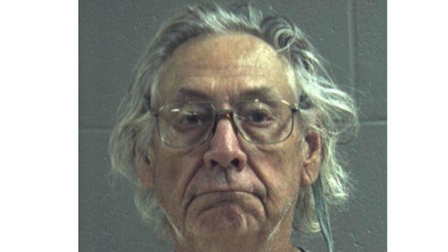 Allen Deavers police mug shot