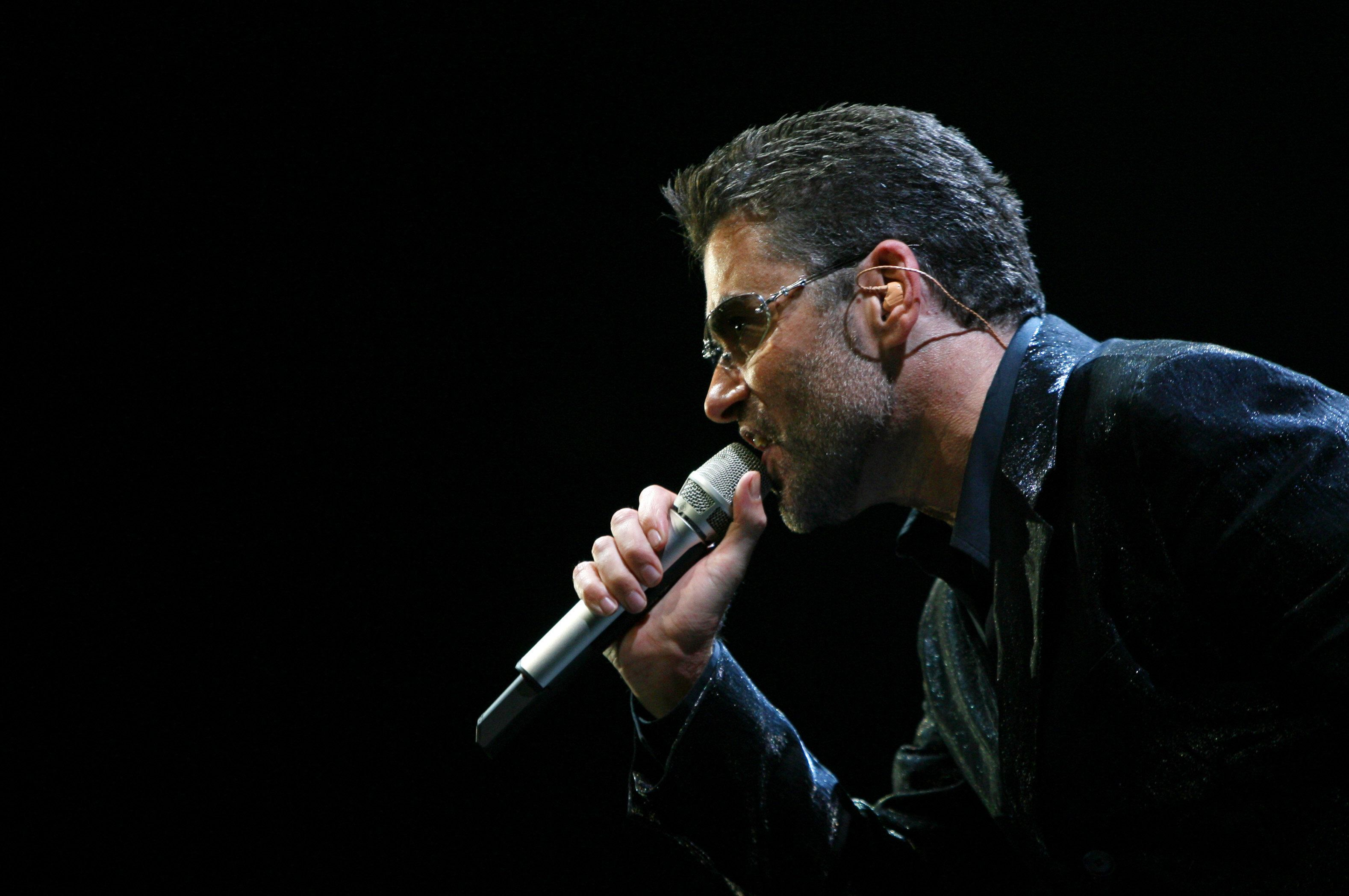 Interior designer Paris Kostopoulos and artist Tina Psoinos will pay tribute to George Michael in New York next month with a