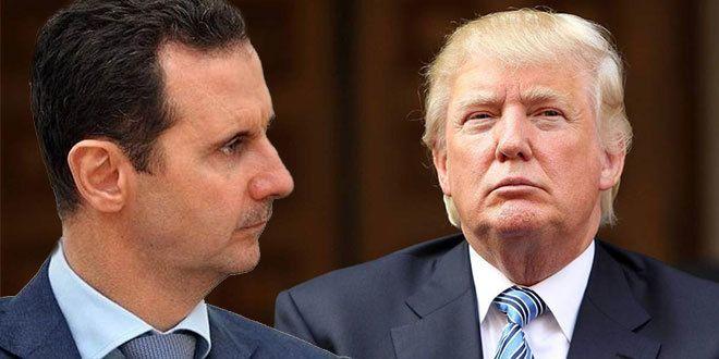 Assad and Trump