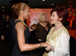 Sharon Osbourne Speaks Out In Support Of Fellow 'X Factor' Judge Mel B