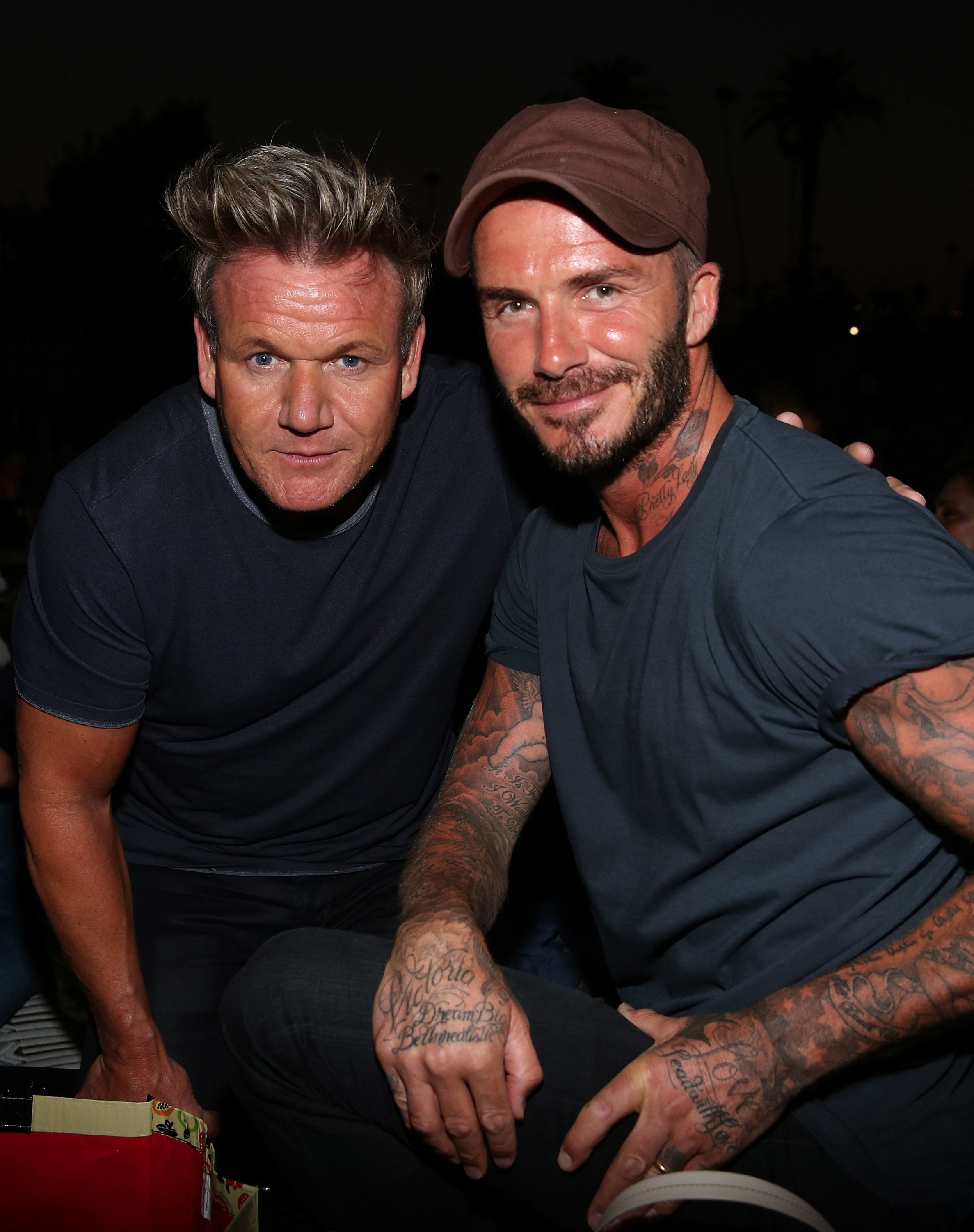 Gordon Ramsay Has Banned His Children From Dating The Beckhams'