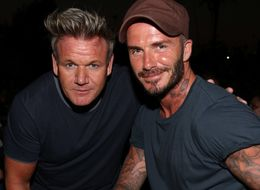 Gordon Ramsay Has Banned His Children From Dating The Beckhams' Offspring