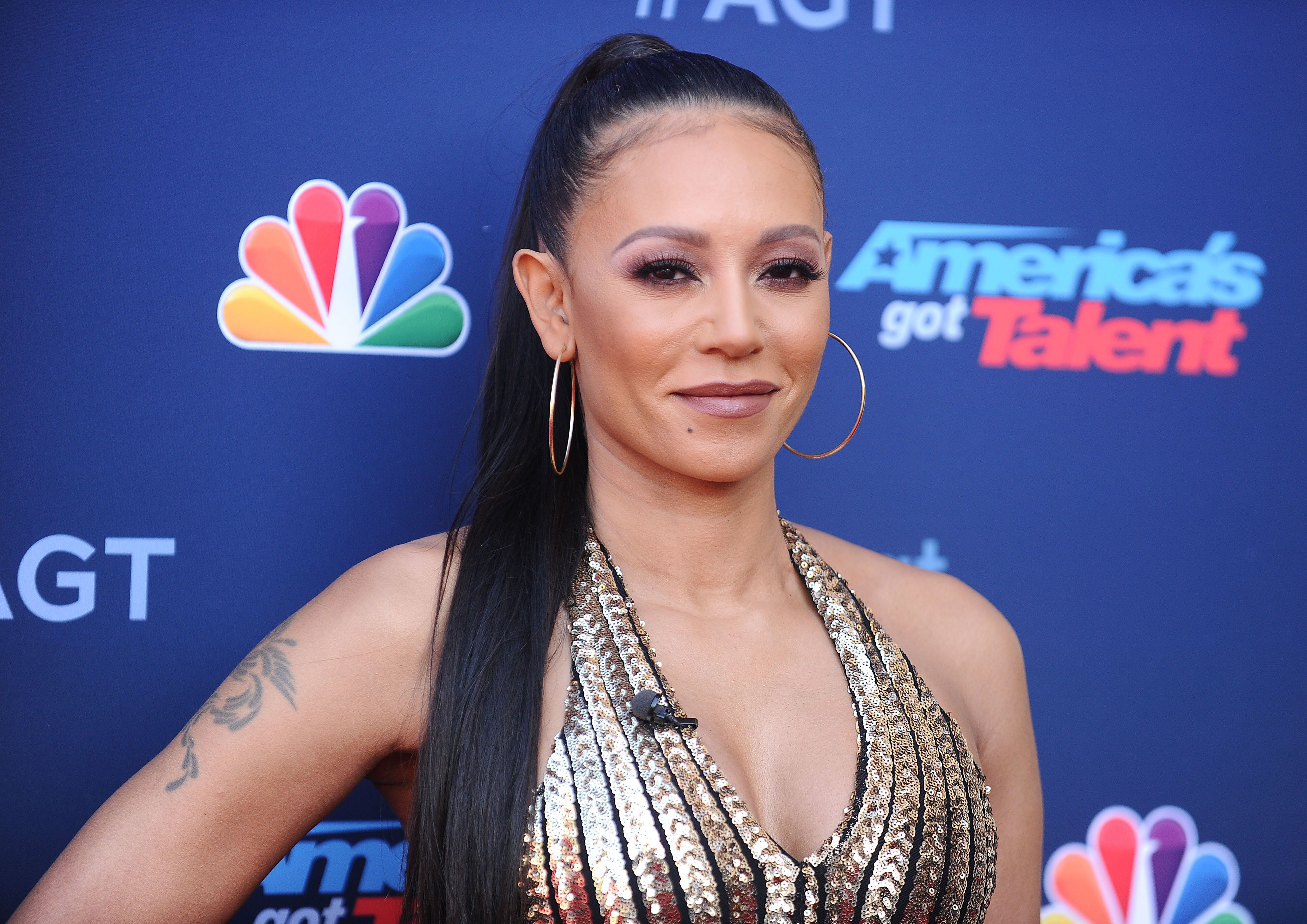Mel B Wins Court Order Banning Ex Husband From Distributing Sex