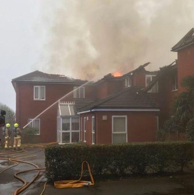 Hertfordshire Residential Care Home Fire Kills