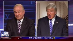 It's Baldwin vs. Baldwin As 'O'Reilly' And 'Trump' Chat Sex Harassment On