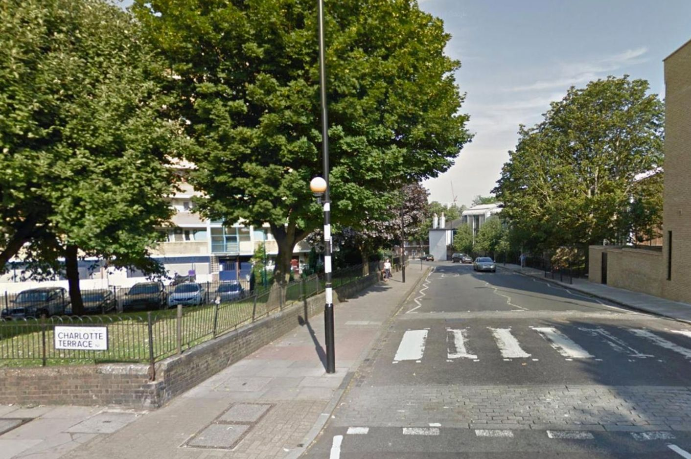 A father, mother and their son were attacked with acid in Islington, north