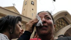 Bomb Attacks On Two Coptic Churches In Egypt Kill At Least 44, Injure More Than
