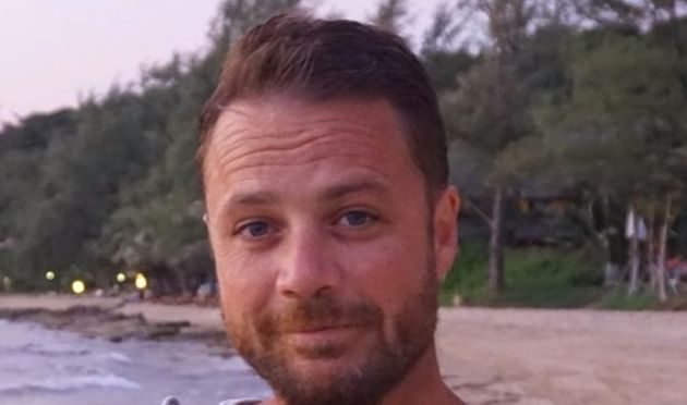 Chris Bevington had been living and working in Sweden for some