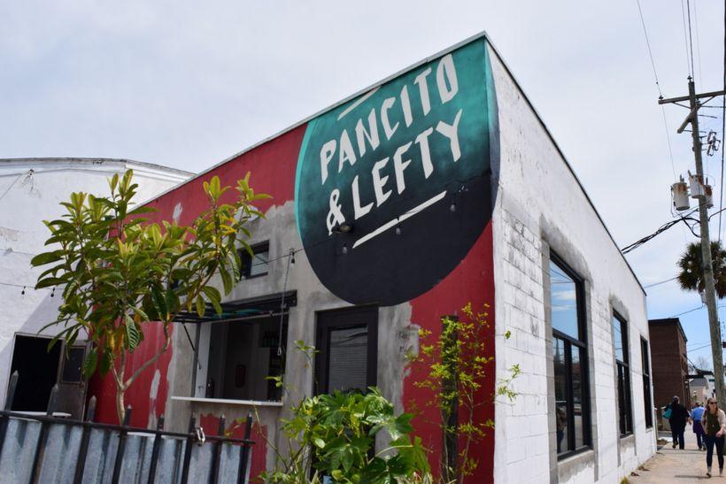 Pancito & Lefty's, Charleston, SC