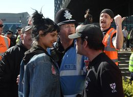 Woman In EDL Photo Speaks Out And She's Even Cooler Than You Thought