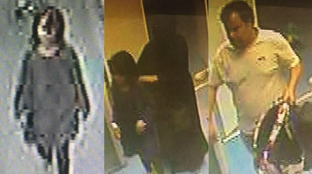 Police are concerned for the safety ofMashael Aldosari (left) after she vanished from hospital...