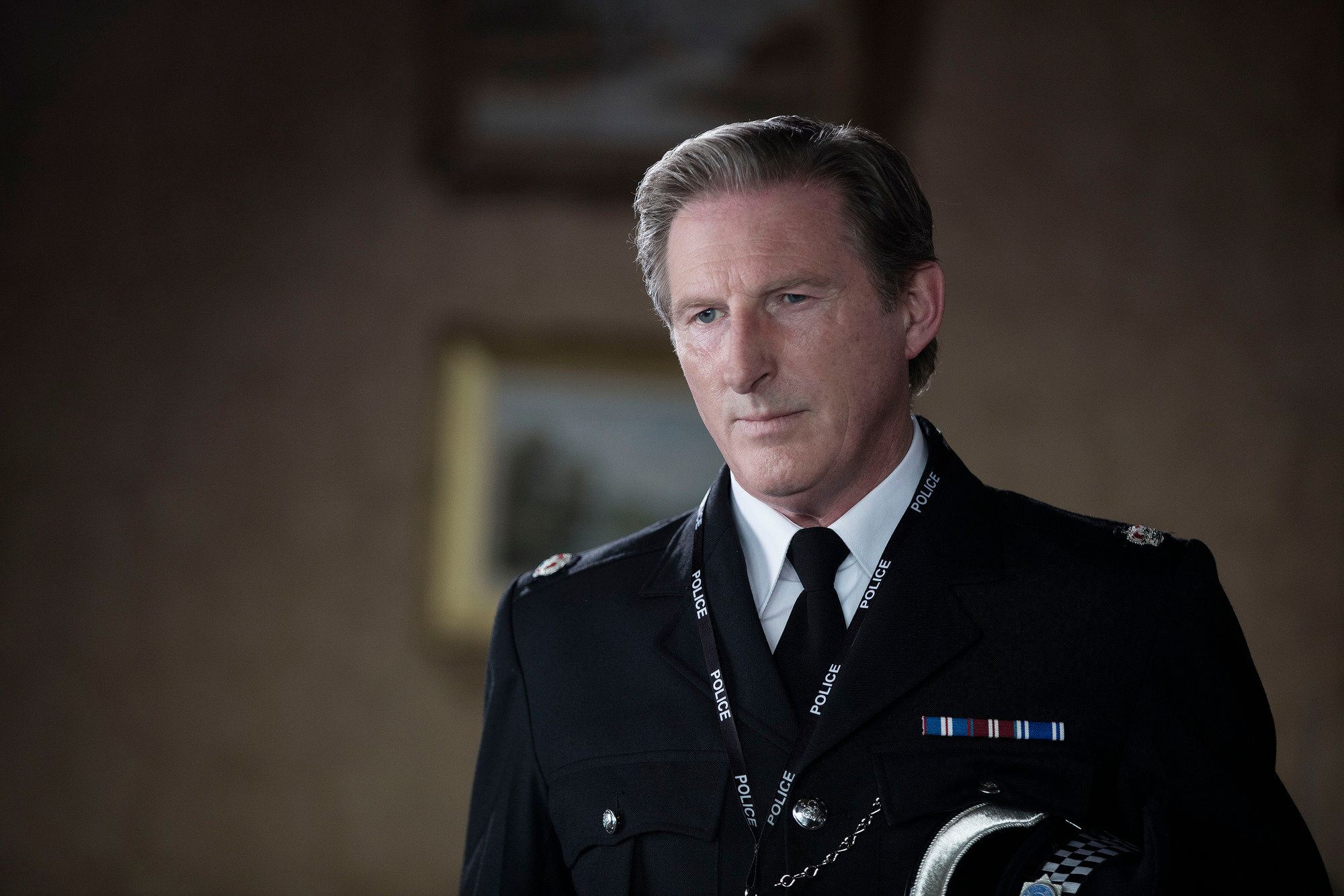 'Line Of Duty' Star Adrian Dunbar Reveals Surprise Inspiration For Ted