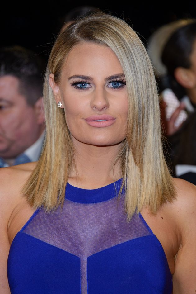 Danielle Armstrong is set to appear on 'Celebrity Big