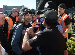 The EDL's Explanation For That Photo Has Embarrassingly Backfired
