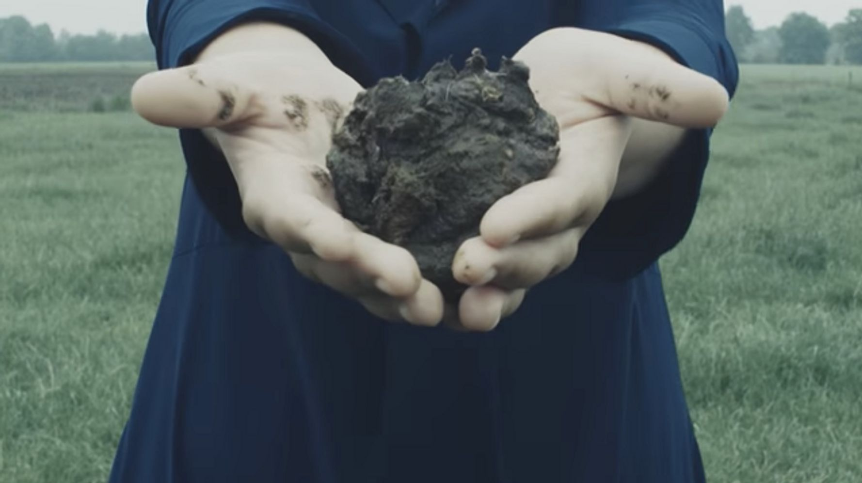 We're One Step Closer To Wearing Clothing Made From Poop