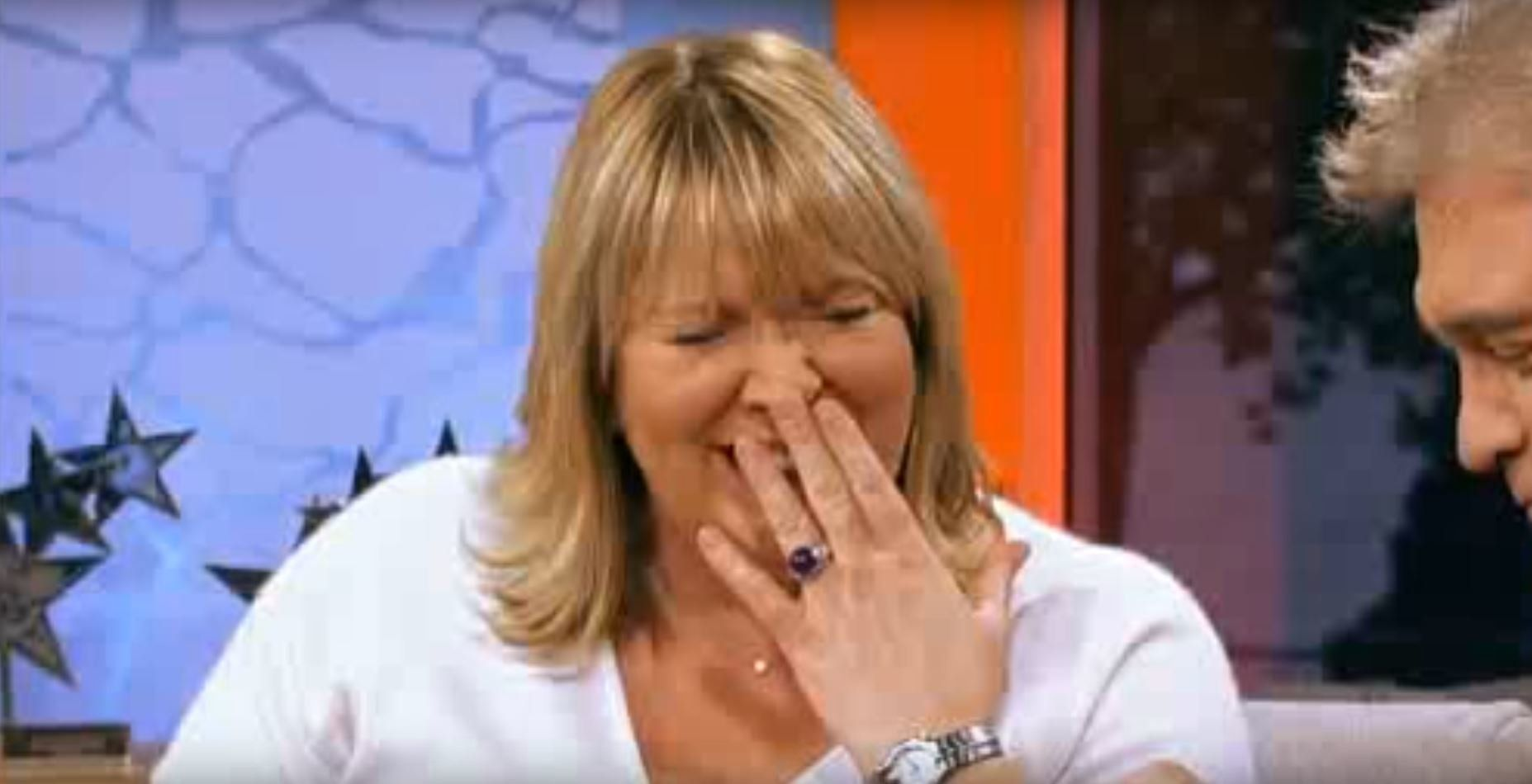 Fern Britton Fears She Will Never Shake Off THAT 'This Morning' Dunking Beef