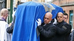 PC Keith Palmer's Funeral Sees Thousands Line Streets Of