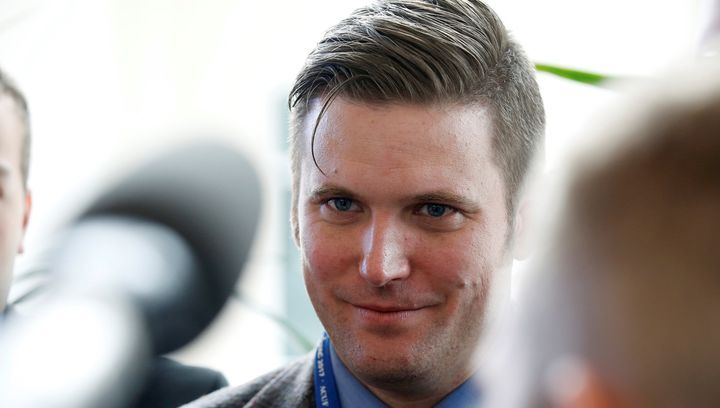 """Richard Spencer is the media-friendly face of the so-called """"alt-right"""" movement."""