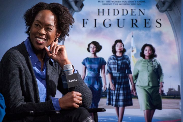 <i>Hidden Figures&nbsp;</i>by author Margot Lee Shetterly&nbsp;inspired an Oscar-nominated film.