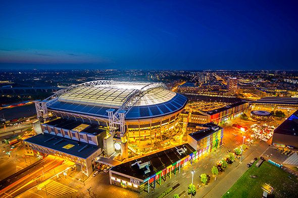 Green Innovation In Sport: How Future Stadiums Will