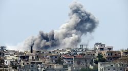 Syria's War Rages Unabated Days After U.S.