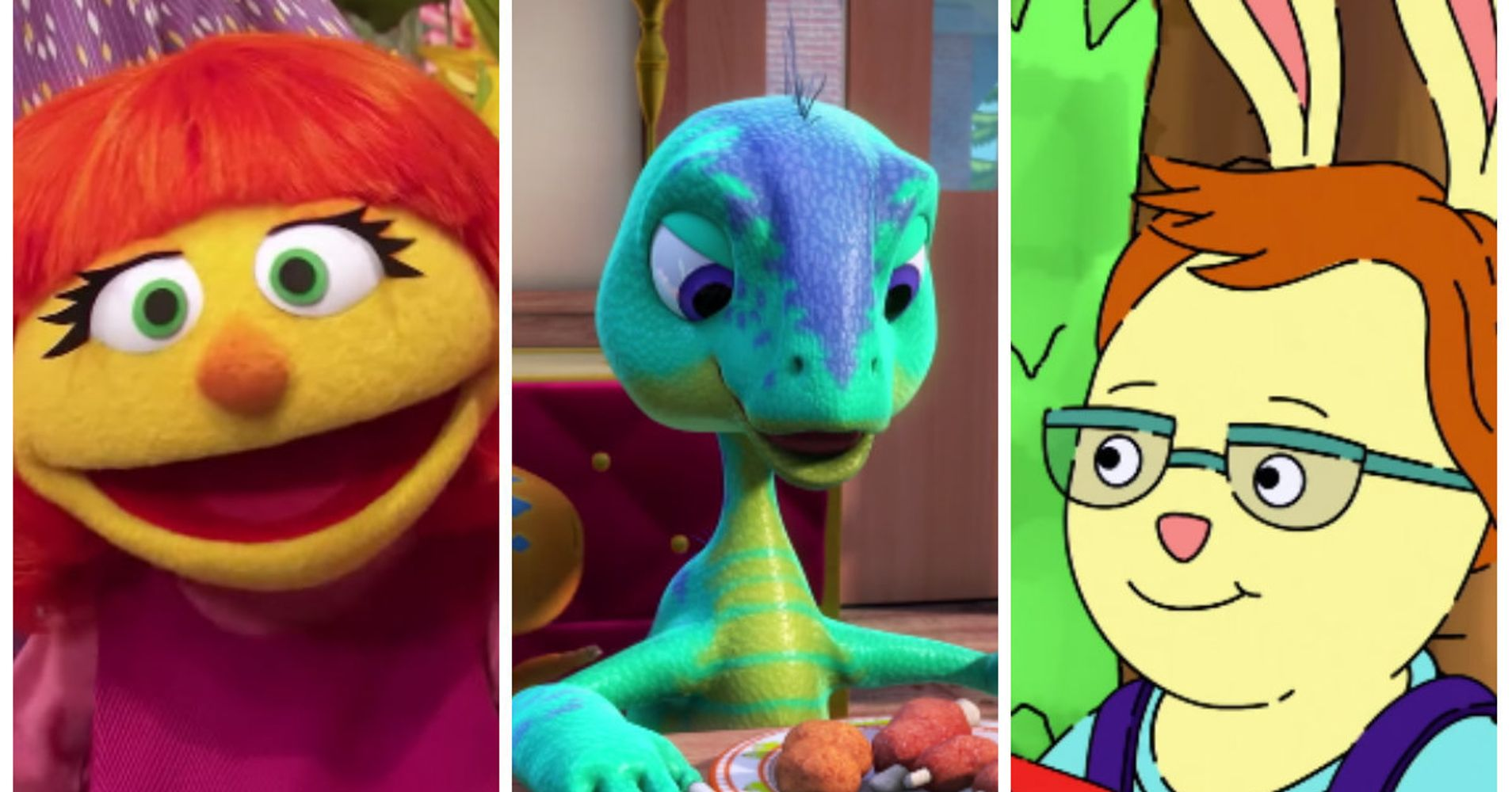 PBS Kids Marks Autism Awareness Month With Characters On ...