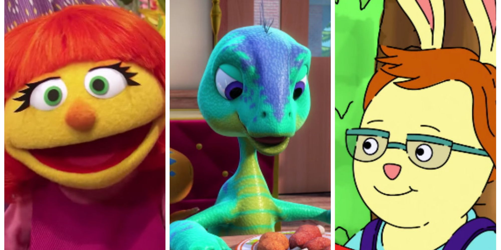 PBS Kids Marks Autism Awareness Month With Characters On The Spectrum
