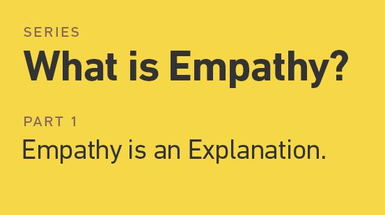 How to write an empathy essay