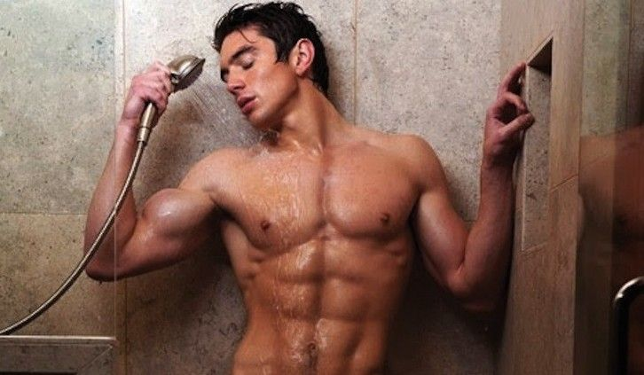 Gay male shower stories