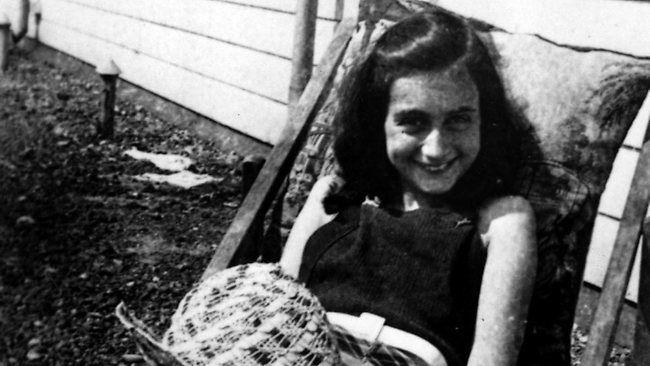 <p>Anne Frank</p>