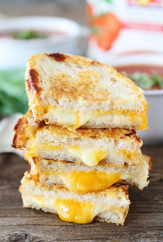 """<strong>Get the <a href=""""http://www.twopeasandtheirpod.com/three-cheese-grilled-cheese-dole-garden-soups/"""" target=""""_blank"""">Th"""