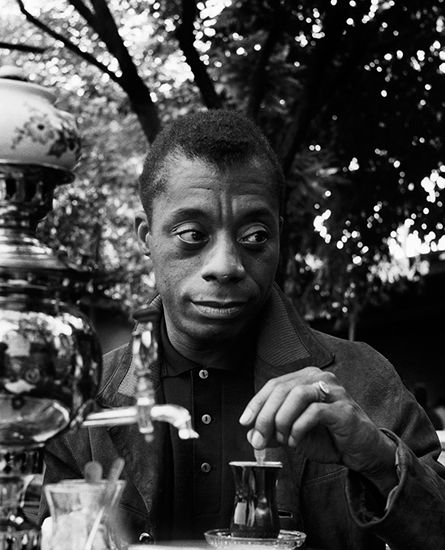 <p>James Baldwin</p>