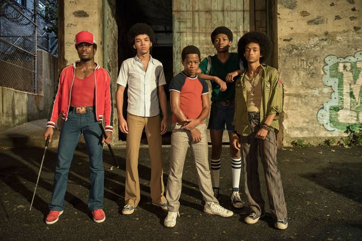 "Netflix's original series ""The Get Down"" returns for part two of season one."