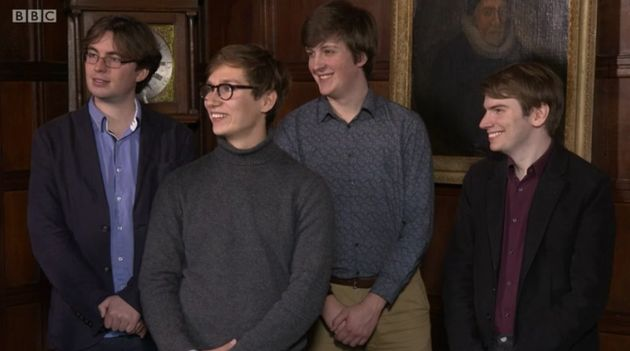 Balliol College, Oxford stormed the finale in a brilliant performance against Monkman and his Wolfson...