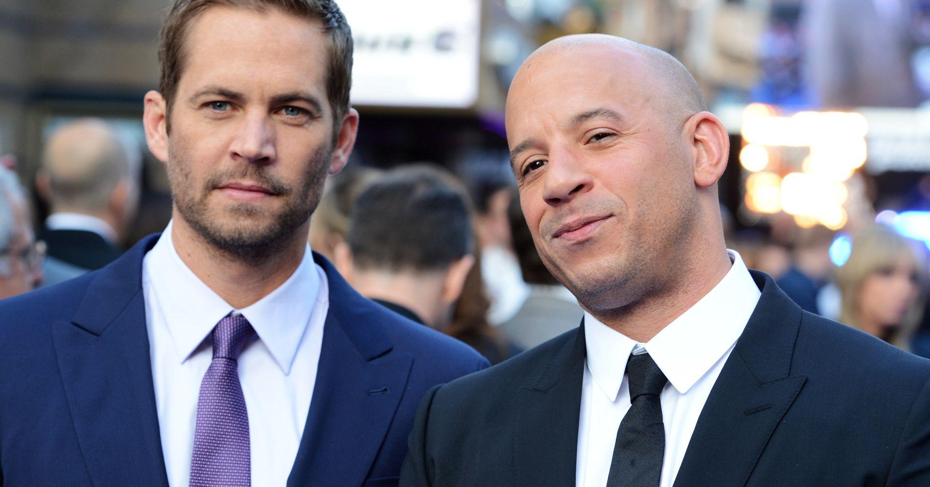 Vin Diesel Shares What Paul Walker's Mother Told Him After ...Vin Diesel Mother Photos