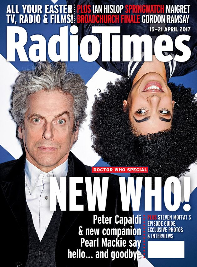 'Doctor Who' Companion Pearl Mackie Reveals Anagram Disguise For