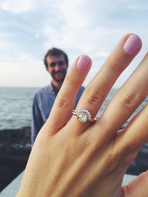 Why These Men Bucked Tradition And Wore An Engagement Ring Huffpost Life