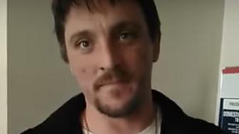 Police are searching for Joseph Jakubowski who allegedly stole guns and mailed President Donald Trump a threatening manifesto