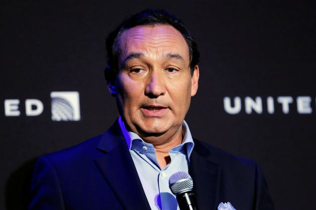 Chief Executive Officer of United Airlines Oscar Munoz blamed the 'disruptive and belligerent' passenger...