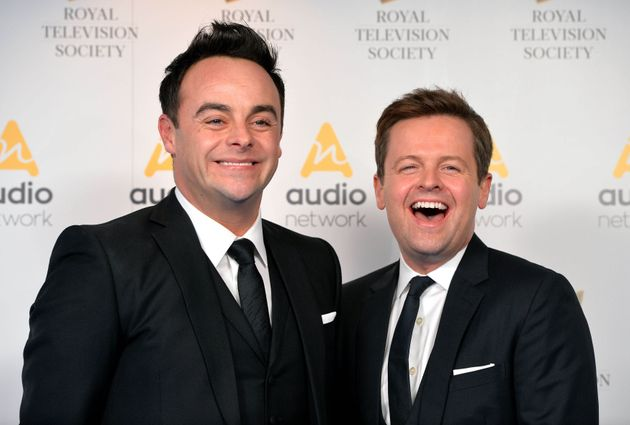 Ant and Dec have picked up two nominations in the same